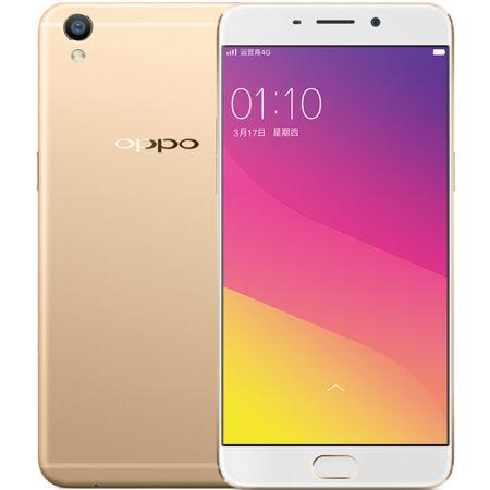 OPPO R9 4GB+64GB内存版 金色 全网